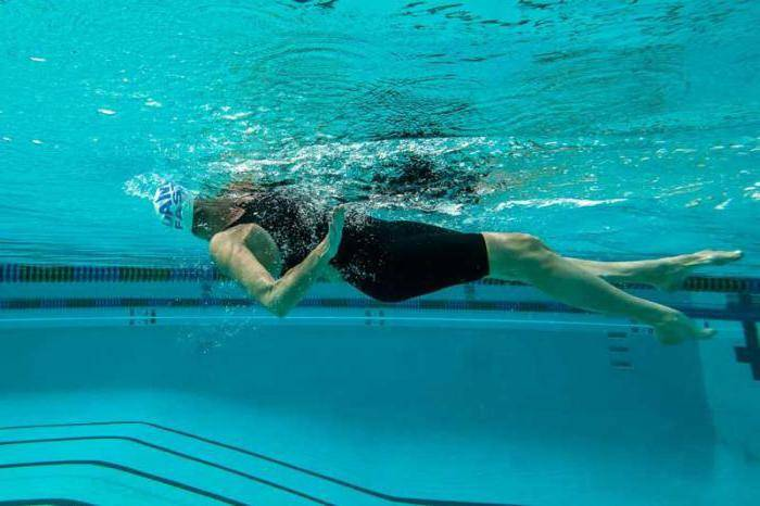 Плавание в бассейне: польза для мужчин