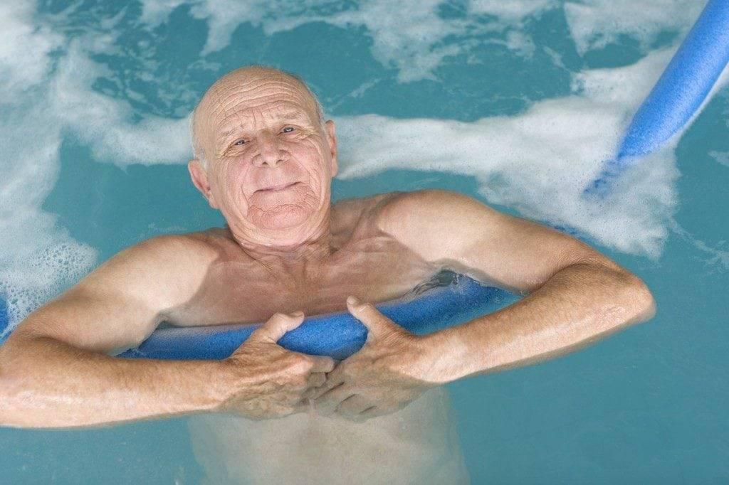 Бассейн для лечения болей в позвоночнике » спортивный мурманск