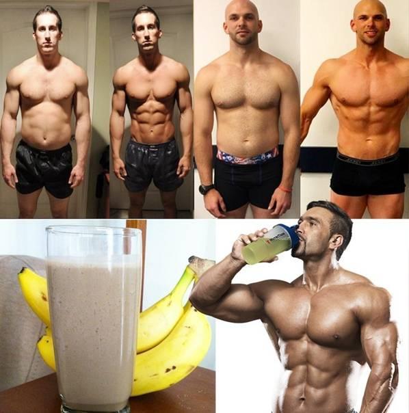 Рельеф мышц: тренировки и питание