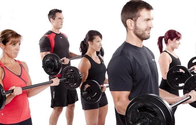 Боди-памп: особенности тренировок, отзывы