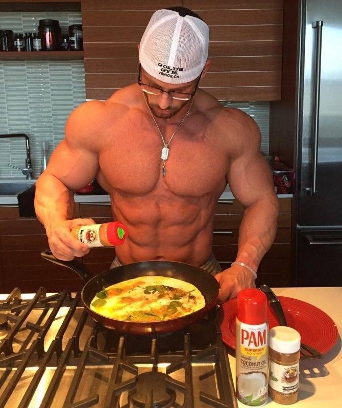 Как правильно готовить куриную грудку для спортсменов