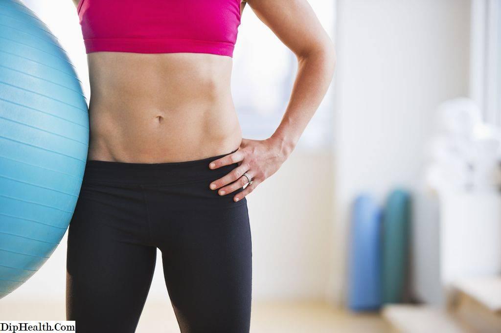 Как убрать жир с живота и боков в домашних условиях, для мужчин и женщин