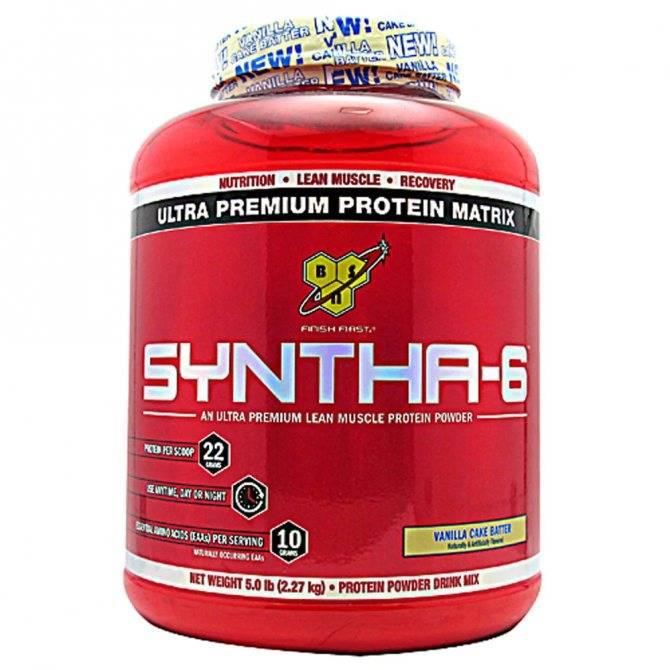 Протеин синта-6 (syntha-6): как принимать, расчет дозировки