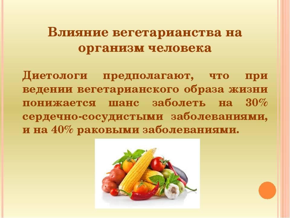 Вегетарианство с точки зрения медицины: плюсы и минусы   образ жизни для хорошего здоровья