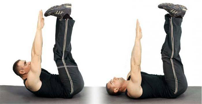 Десять лучших упражнений для мышц брюшного пресса