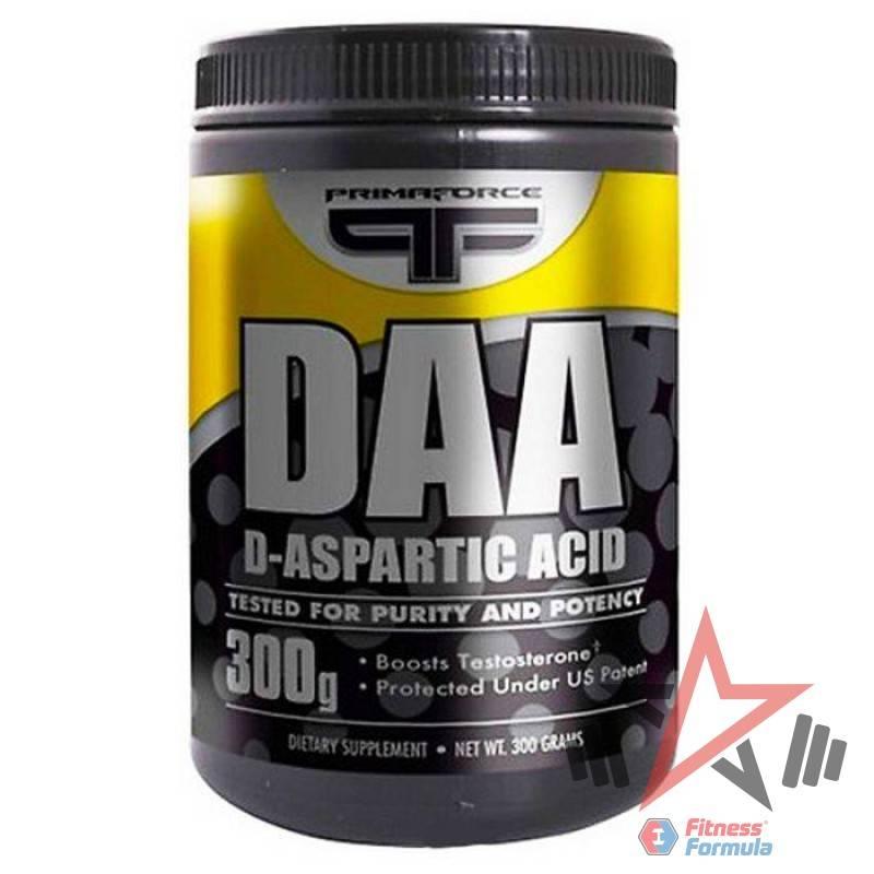 Эффективна ли d-аспарагиновая кислота (daa) для повышения уровня тестестерона?