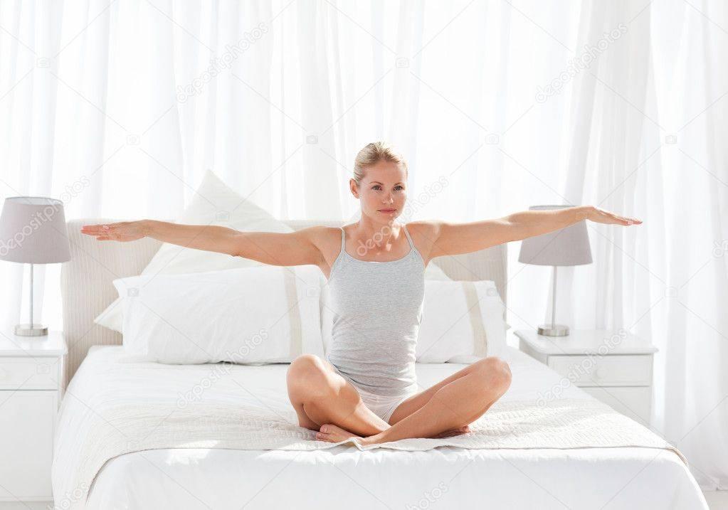 Утренняя зарядка — залог бодрости и здоровья