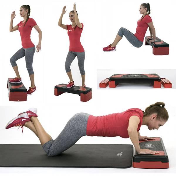 Фитнес-практика step basic