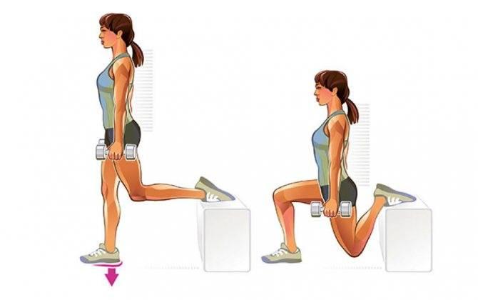 Как делать приседания на одной ноге?