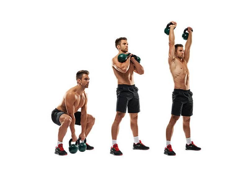 Что такое трастер? основные упражнения и техника исполнения