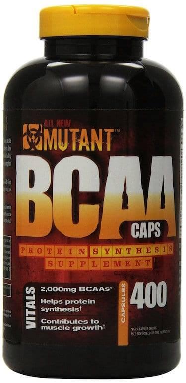 Mutant bcaa 200 капс (mutant)