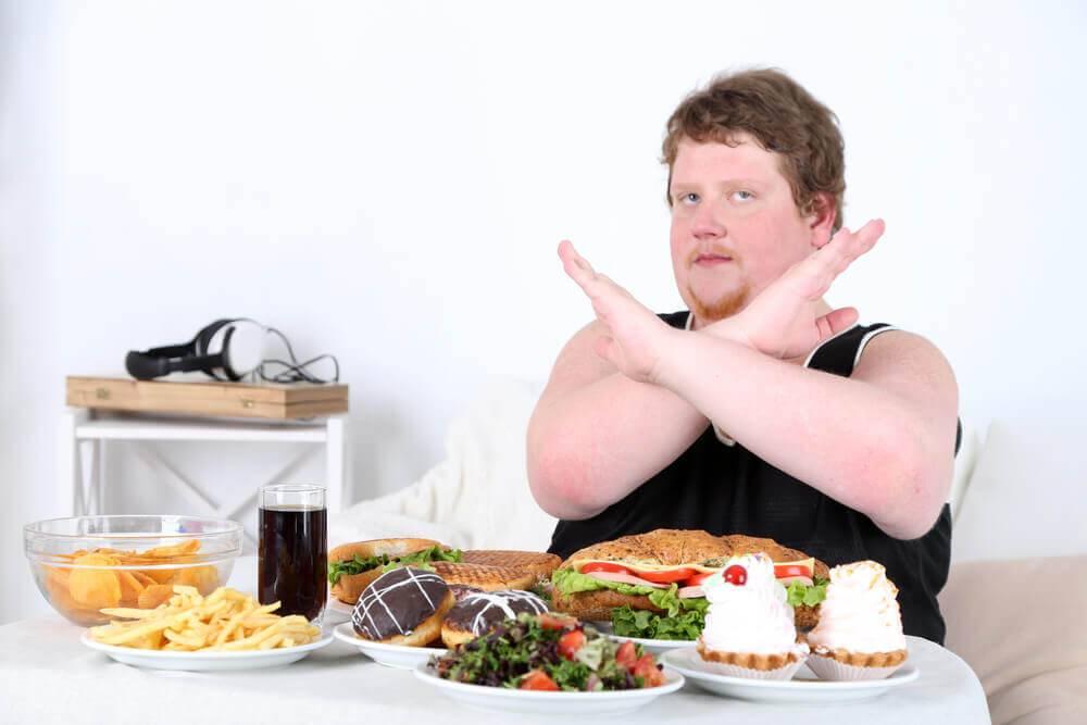 Что вызывает быстрое увеличение веса?