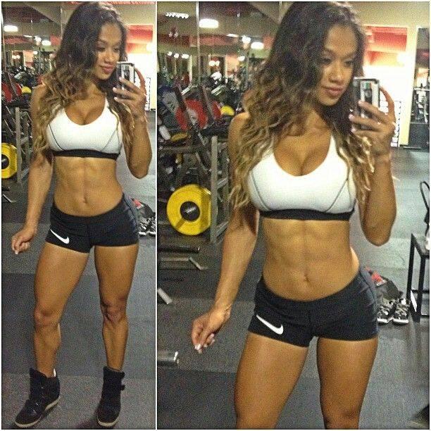 Красотка дня: американская фитнес-модель лаис делеон - mport.ua
