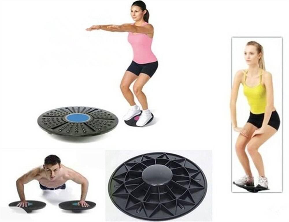 Упражнения для развития баланса на стабильной и нестабильной поверхности | fpa