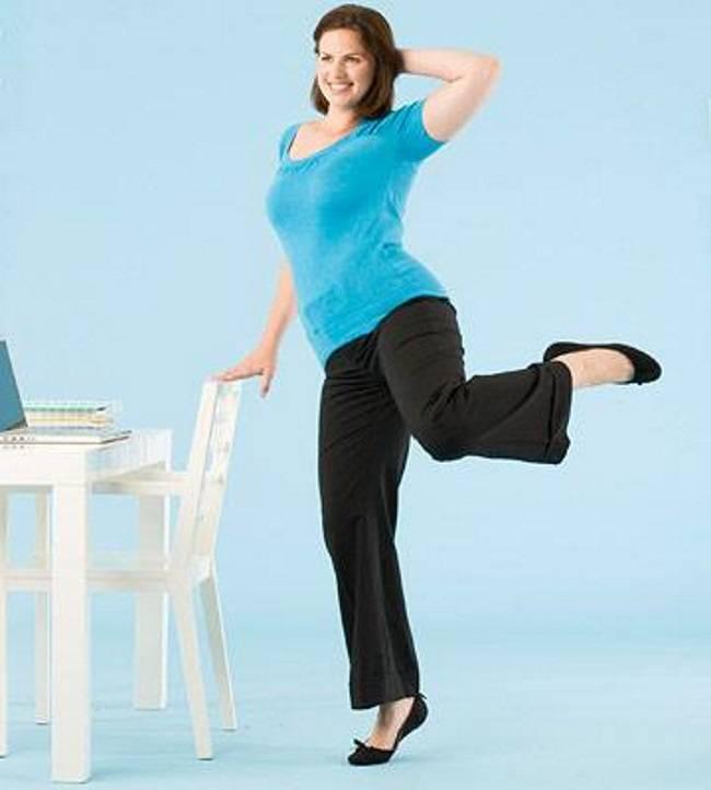 Производственная гимнастика: упражнения на рабочем месте, физкультпауза в офисе