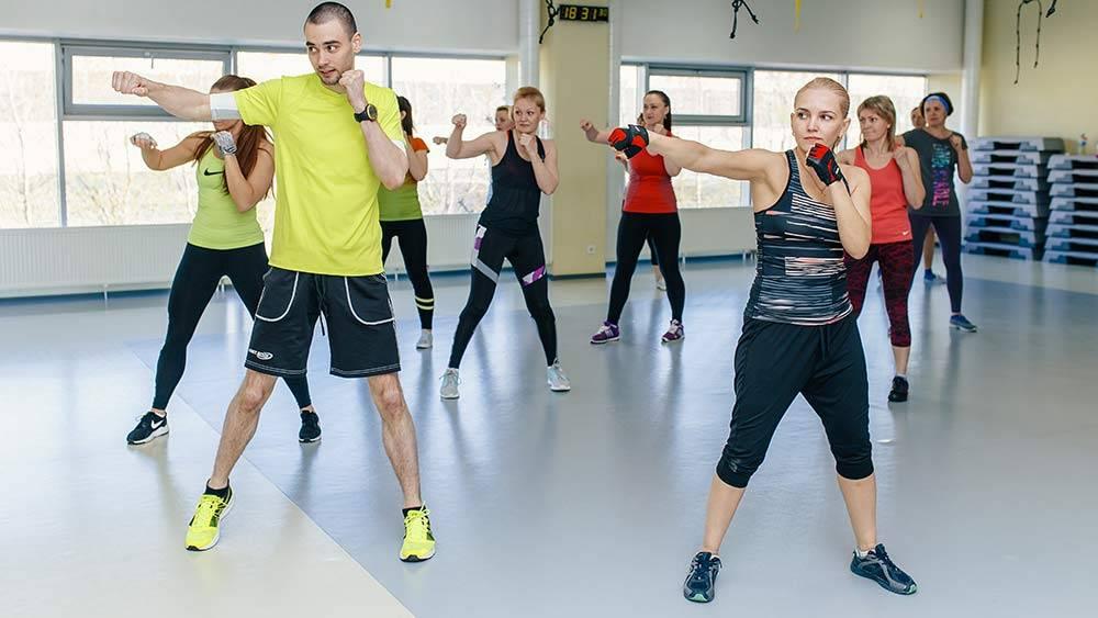 Тай-бо – что это такое в фитнесе, упражнения и видеоурок для начинающих на ydoo.info