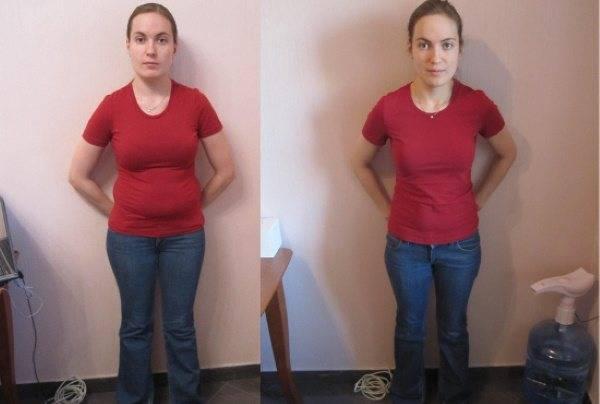 Недельный эксперимент с фото: девушка провела 7 дней только на чистой воде какие результаты?
