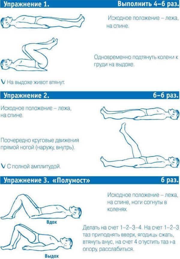 Упражнения кегеля - развитие мышц тазового дна