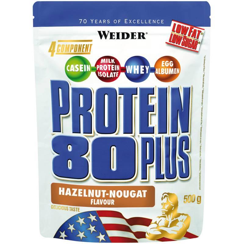 Weider protein 80 plus 2 кг отзывы, мнения, комментарии