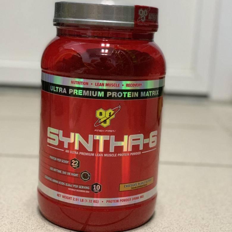 Как принимать syntha-6 от bsn