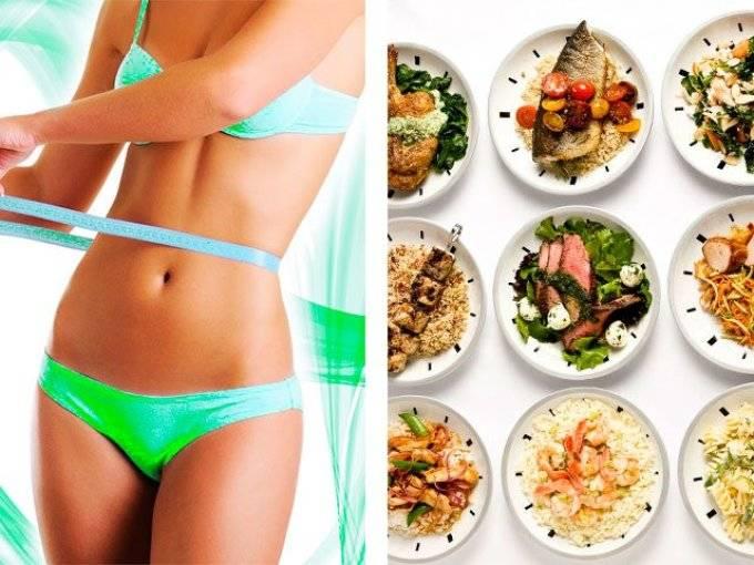 Как похудеть в талии и животе надолго: диета и упражнения