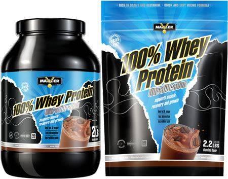 Ultrafiltration Whey Protein от Maxler