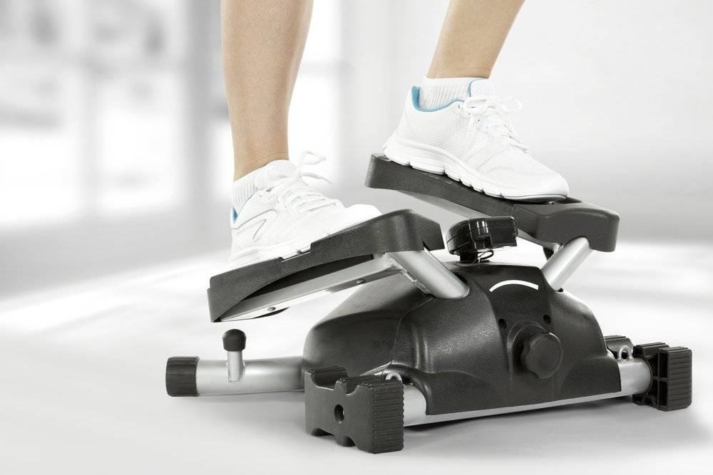 Степпер: какие мышцы работают при ходьбе, что тренируют и качают различные виды тренажера
