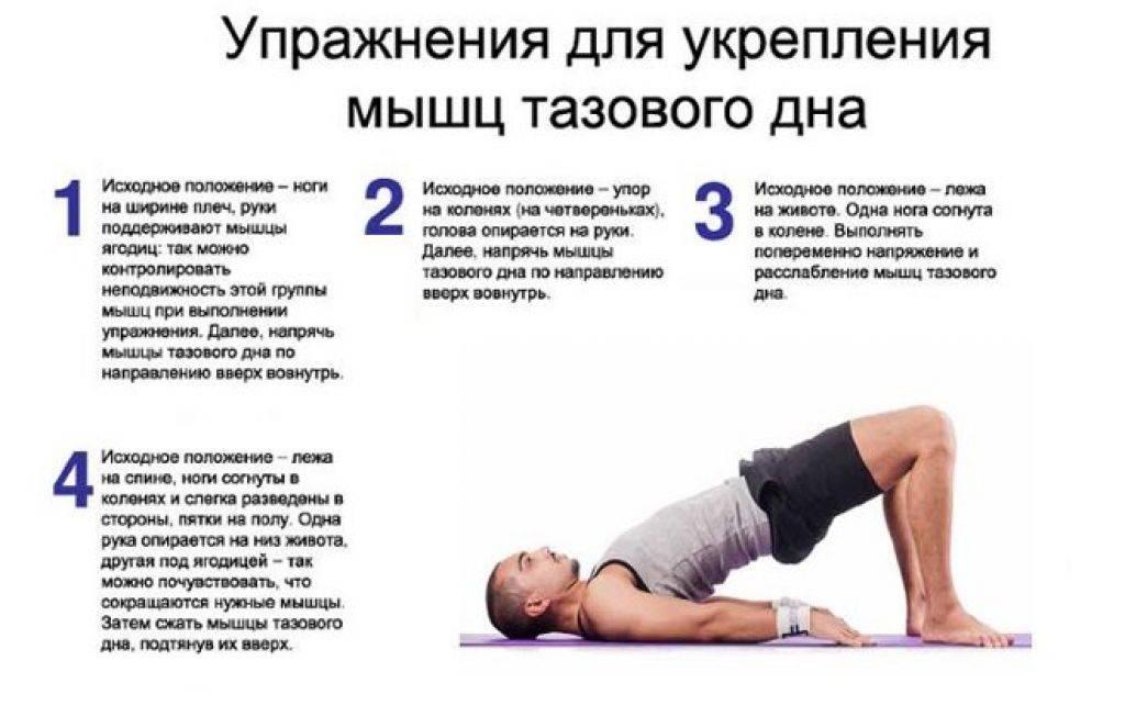 Упражнения кегеля   медицинский портал eurolab
