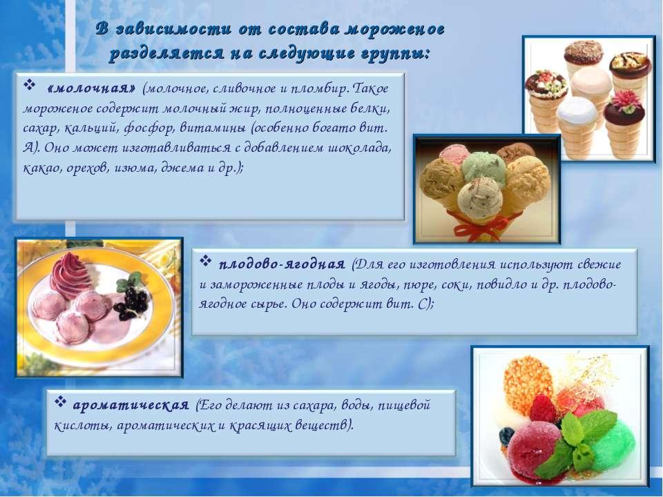 Как выбрать хорошее мороженое, и может ли оно быть полезным в блоге dietology.pro