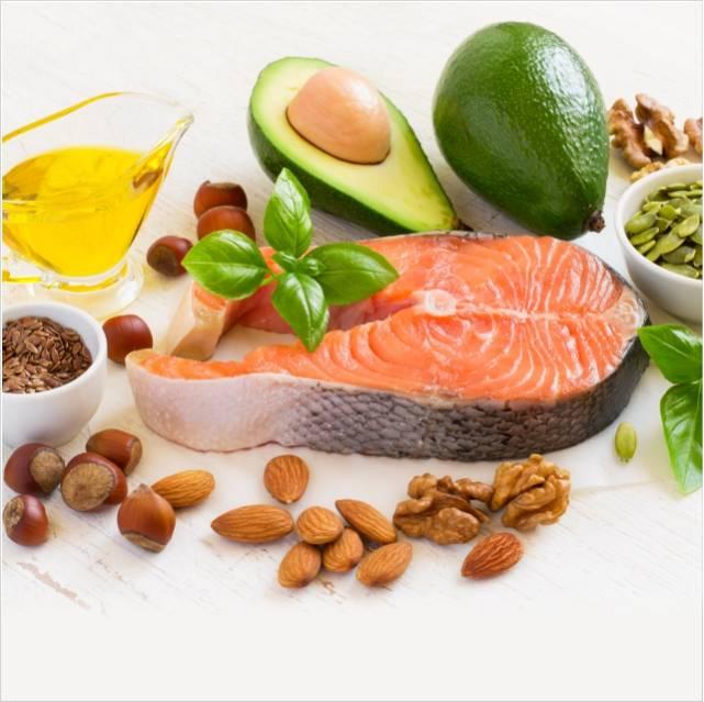 Жиры: польза и вред