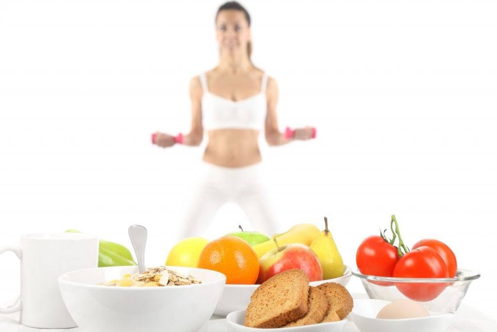 Фитнес-диета для похудения