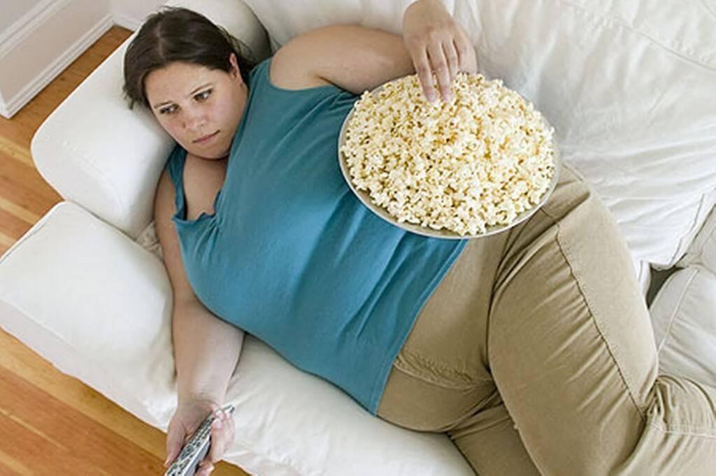 Почему человек много ест и не набирает вес?
