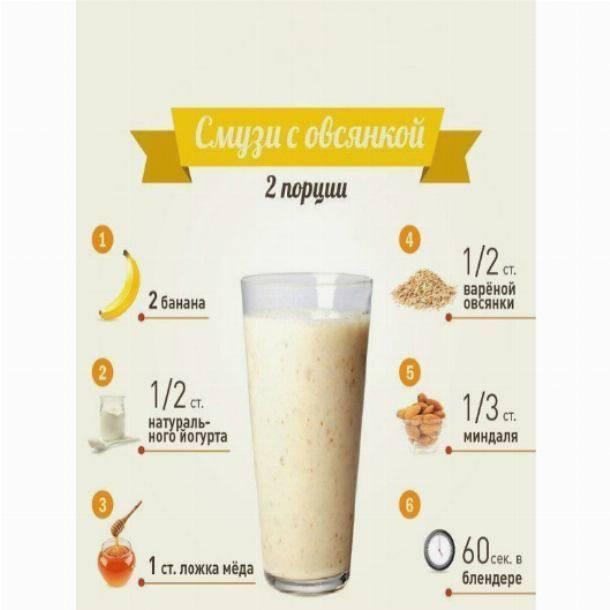 Белковые коктейли в домашних условиях для похудения: рецепты