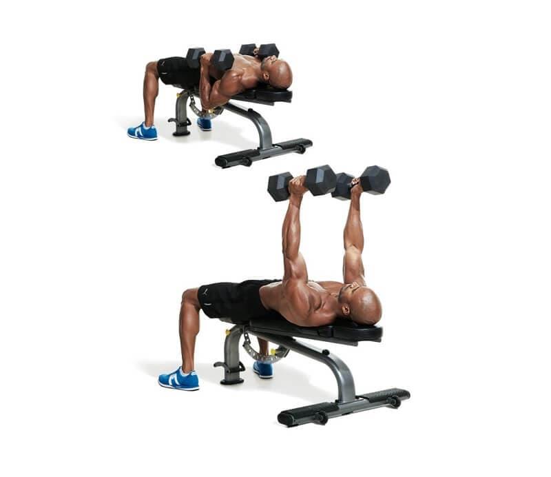 Как накачать трицепс? популярные упражнения и рекомендации