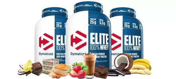 Протеин dymatize elite как принимать. советы зонаспорта