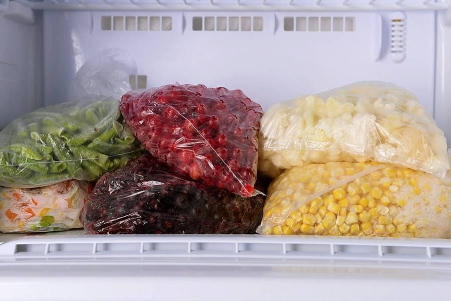 15 продуктов, которые можно заморозить