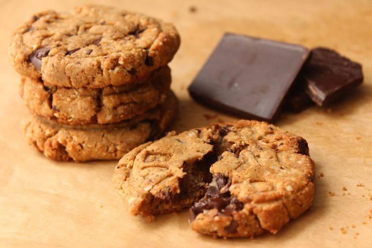 Протеиновые печеньки. овсяное печенье с протеином. протеиновое нежное печенье: фото