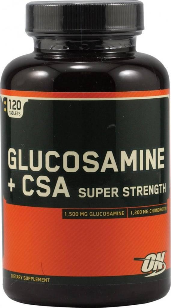 Глюкозамин и хондроитин в спортивном питании   артракам