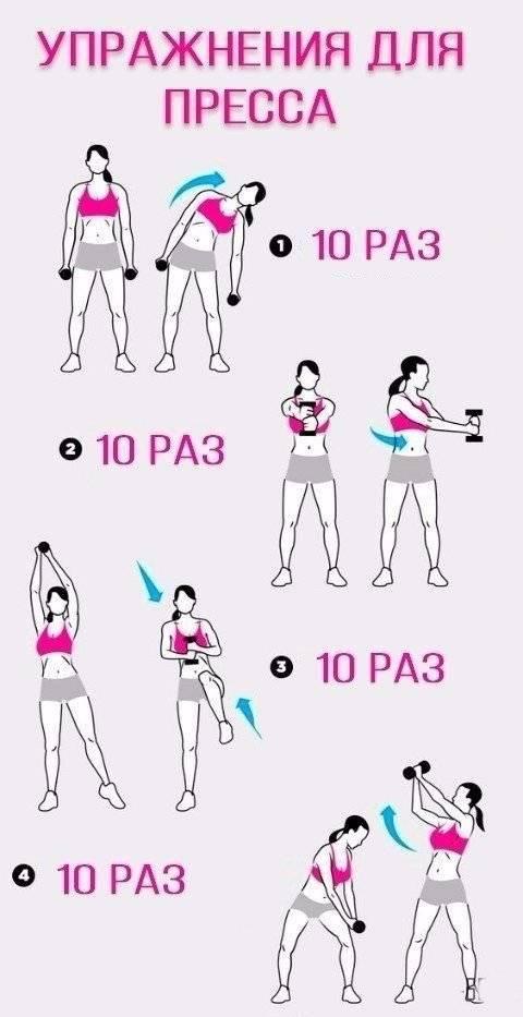 Гантели для похудения: польза, как выбрать, правила использования, комплексы упражнений - похудейкина