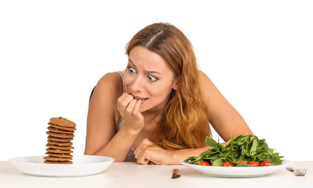 Жесткая диета или голодание