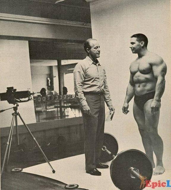 Билл перл силовые упражнения для мужчин и женщин