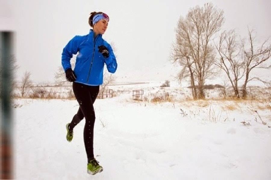 Одежда для бега зимой или в чем бегать зимой?