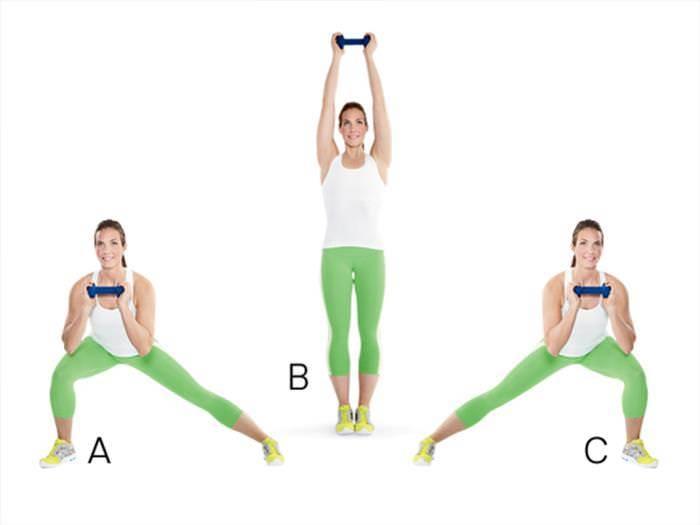 9 эффективных упражнений от «ушей» на бедрах | курсы и тренинги от лары серебрянской