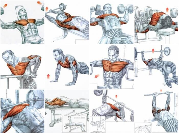 Липосакция груди у мужчин - уменьшений мужской груди