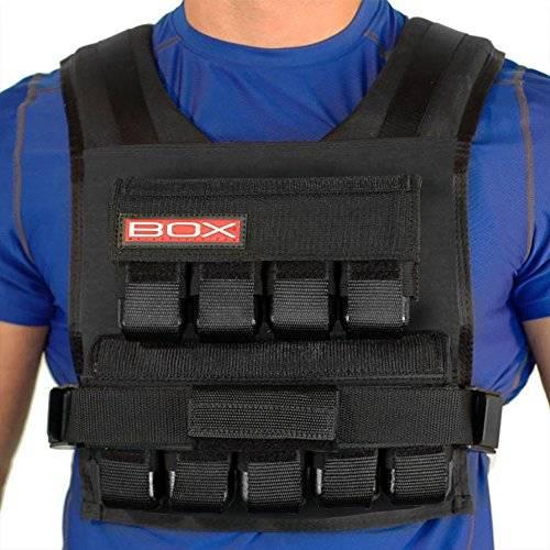 Кто может носить жилет-утяжелитель во время тренировки