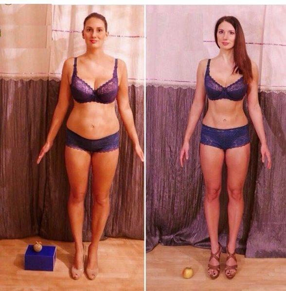 Сушка тела для девушек: пошаговая инструкция