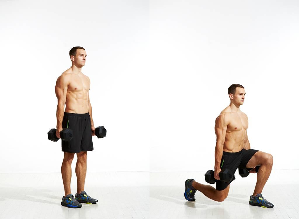 Базовые упражнения с гантелями на массу | justfitnes.ru