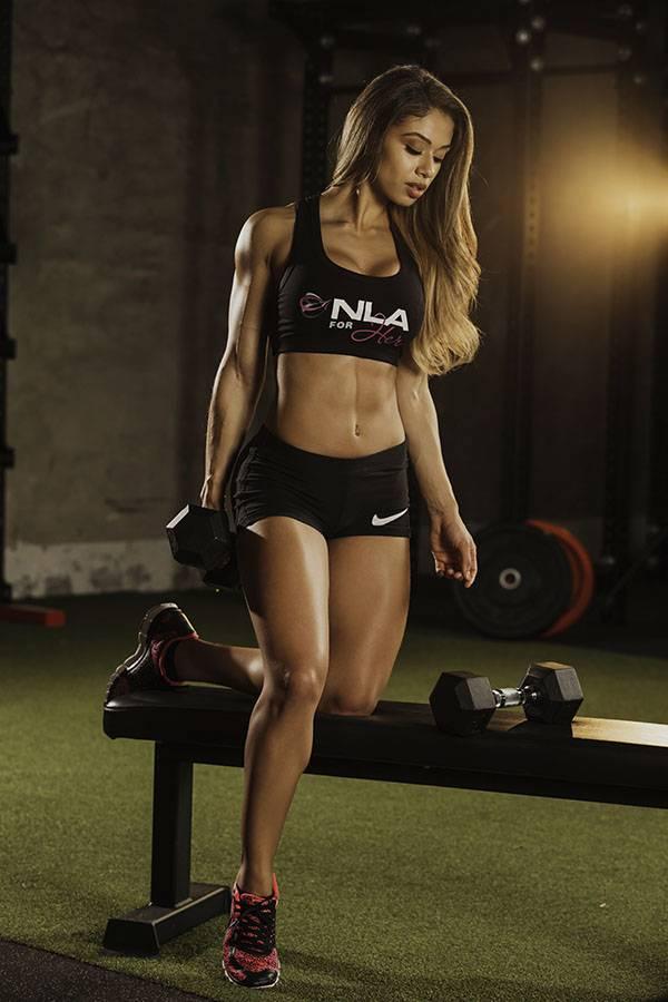 7 самых горячих фитнес-моделей в мире
