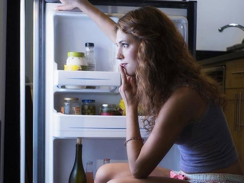 Что можно есть на ночь при похудении и наборе мышечной массы