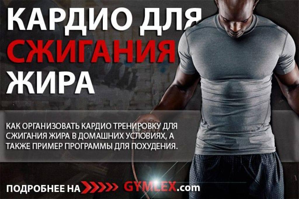 Какие тренировки лучше для сжигания жира из трех видов тренировок